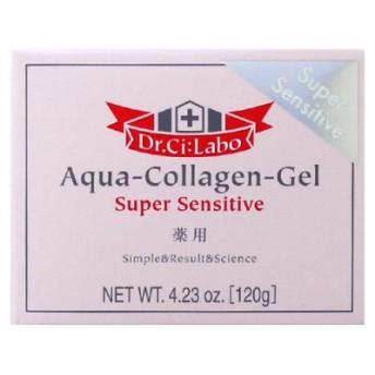 ドクターシーラボ Dr. Ci: Labo 薬用 アクアコラーゲンゲル スーパー センシティブEX 120g クリーム