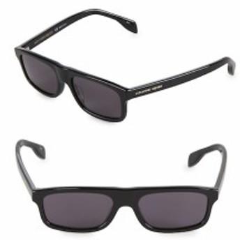 アレキサンダーマックイーン レディース サングラス 51MM Rectangle Sunglasses