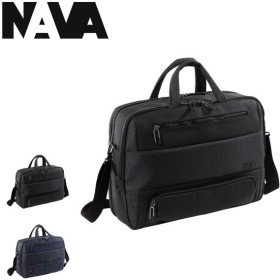 NAVA design ブリーフケース 2WAY A4 ゲート メンズ GT085 ナヴァデザイン GATE | ビジネスバッグ ショルダーバッグ キャリーオン PCケース [PO10]