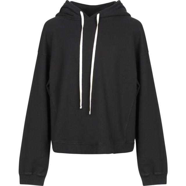《期間限定セール開催中!》BILLY メンズ スウェットシャツ ブラック XS コットン 100%