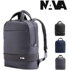 NAVA design リュック イージープラス メンズ EP078 ナヴァデザイン EASY+ | リュックサック バックパック デイパック ビジネスバッグ PCケース [PO10]