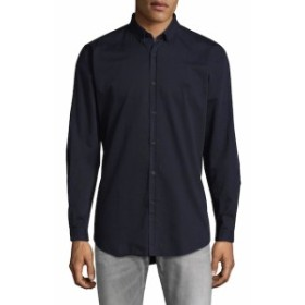 ザ クープルズ Men Clothing Button-Down Cotton Sportshirt