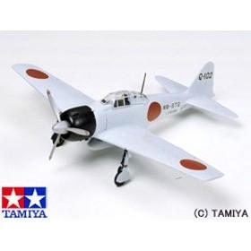 タミヤ TAMIYA 1/48 傑作機シリーズ No.025 日本海軍零式艦上戦闘機32型 零戦32型 玩具