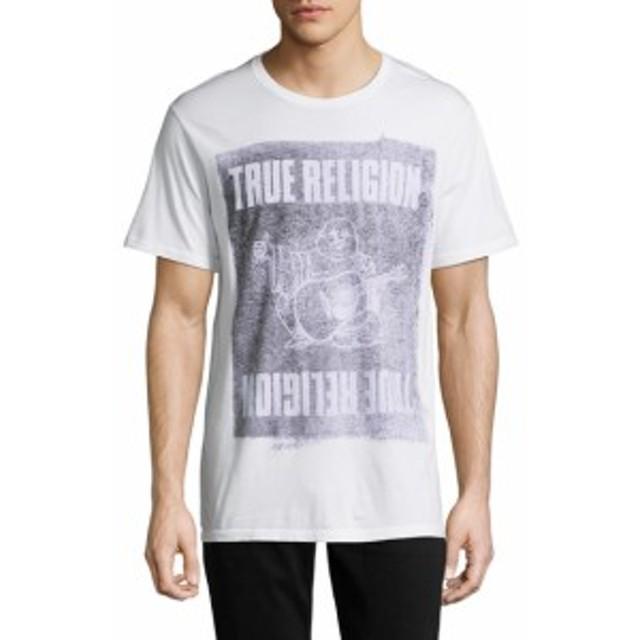 トゥルー リリジョン Men Clothing Buddha Cotton Tee