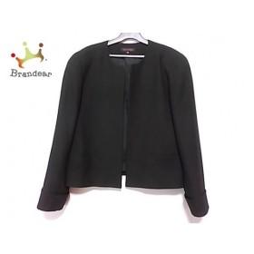 ユキトリイ YUKITORII ジャケット サイズ11 M レディース 黒 肩パッド   スペシャル特価 20190825