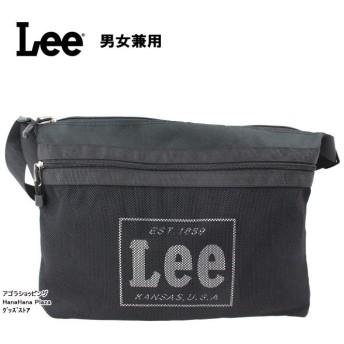 リー Lee バッグ 0425537 メッシュポケット サコッシュ ショルダーバッグ 男女兼用 ag-1743