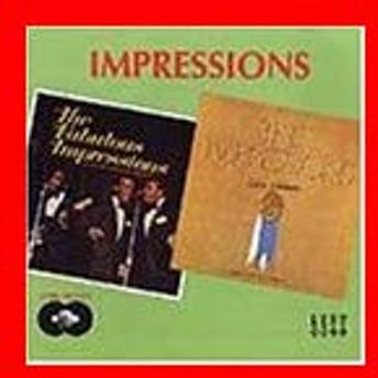 Fabulous Impressions / We're a Winner [Import] [CD] Impressions