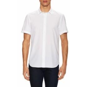 ビースポークン Men Clothing Cotton Andover Sportshirt