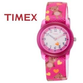 タイメックス TIMEX TIME TEACHERS タイムティーチャー クォーツ 腕時計 キッズ TW7C16600
