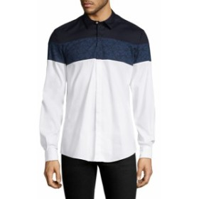 アントニーモラート Men Clothing Botanical Cotton Sportshirt