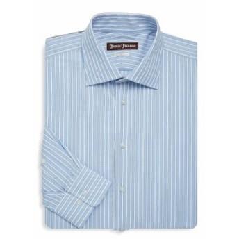 ヒッキーフリーマン Men Clothing Classic-Fit Cotton Dress Shirt