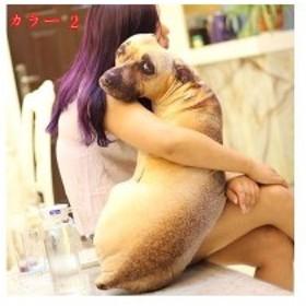 リアル 犬 抱き枕 インテリア 60cm