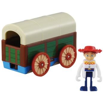 予約 2019年06月15日発売 トミカ ドリームトミカ ライドオン トイ・ストーリー TS-05 ジェシー&アンディのおもちゃ箱 お一人さま3点限り 4904810134114