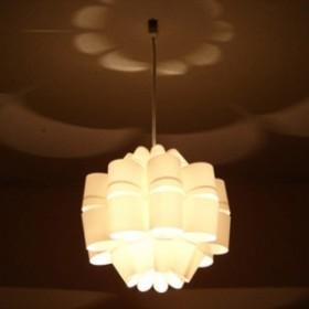 どん DON P.P.Lamp Shade 照明作家 谷俊幸 天井照明 送料無料 デザイナーズ照明ミッドセンチュリーテイストポリプロピレンインテリア