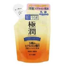 ロート製薬 ROHTO 肌ラボ 極潤プレミアム ヒアルロン乳液 詰替用 140ml 化粧品 コスメ