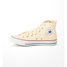 【ビショップ/Bshop】 【CONVERSE】Canvas All Star HI WHT WOMEN