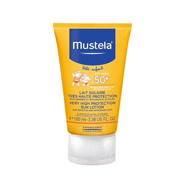 幕之恬廊 Mustela 高效性兒童防曬乳100ml