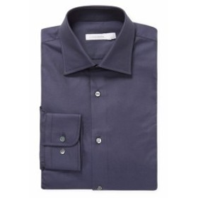 J. リンデベルク Men Clothing Corkz CA Royal Oxford Dress Shirt