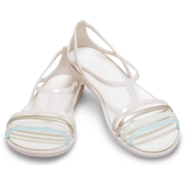 【クロックス公式】 クロックス イザベラ サンダル ウィメン Women's Crocs Isabella Sandal ウィメンズ、レディース、女性用 ピンク/ピンク 23cm,24cm,25cm sandal サンダル 52%OFF