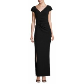 JS コレクションズ レディース ワンピース Ruched Crepe Dress