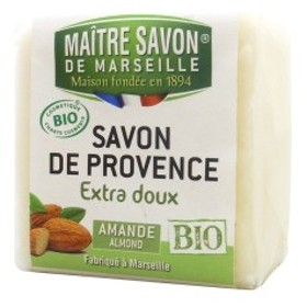 メートル・サボン・ド・マルセイユ サボン・ド・プロヴァンス・ビオ アーモンド 100g