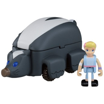 予約 2019年06月15日発売 トミカ ドリームトミカ ライドオン トイ・ストーリー TS-02 ボー・ピープ&スカンクカー お一人さま3点限り 4904810134084