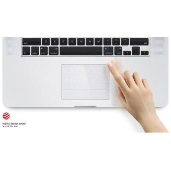 Nums(ナムス) MAC13&P13/P15【Macbook Air 13インチ】【Macbook Pro 13インチ 2015以前retina】【Macbook Pro 15インチ 2015以前retina】対応 Mac Pro13&Pro13Pro15 クリア [ワイヤレス]
