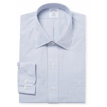 ブルックスブラザーズ Men Clothing Check Dress Shirt