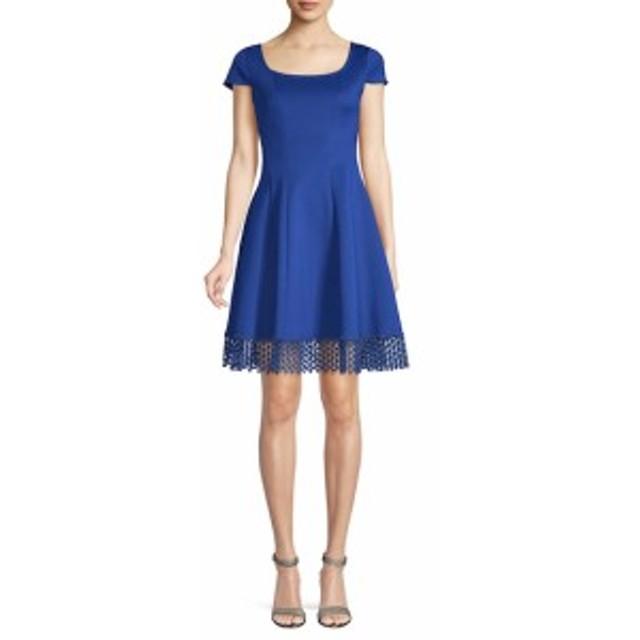 ドナリッコ レディース ワンピース Embroidery Flare Dress