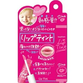 バイソン BISON ベビーピンクプラス リップティント #01 ピンク 化粧品 コスメ