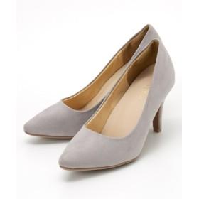 定番ポインテッドトゥ7.5cmヒールパンプス(低反発中敷き) パンプス, Pumps, 浅口皮鞋, 淺口皮鞋