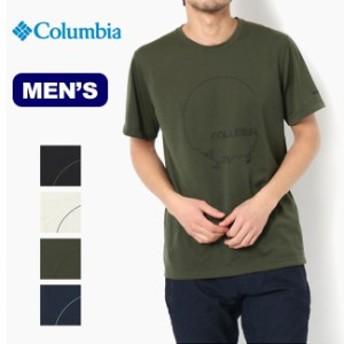 Columbia コロンビア ボウルトゥーロックショートスリーブTシャツ メンズ Tシャツ