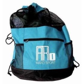 mako マコ スイミング バッグ ギアバッグ mako mesh-bag