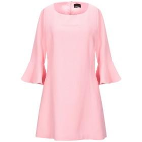 《期間限定セール開催中!》ERMANNO DI ERMANNO SCERVINO レディース ミニワンピース&ドレス ピンク 46 ウール 100%