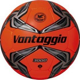モルテン MOLTEN ヴァンタッジオ3000 サッカーボール 5号球 [カラー:ケイコウオレンジ×ブラック] #F5V3000-OK