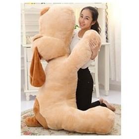 クリスマス・巨大イヌぬいぐるみ50cm 特大可愛い犬/抱き枕/いぬ縫い包み/プレゼント/イベント/お祝い/ふわふわぬいぐるみ