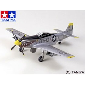 タミヤ TAMIYA 1/72 ウォーバードコレクション No.54 ノースアメリカン F-51D マスタング(朝鮮戦争仕様) 玩具