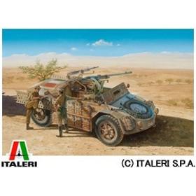 イタレリ ITALERI 1/35 ミリタリー No.6452 イタリア カミオネッタ AS42 サハリアーナ 玩具