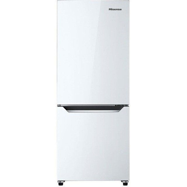 Hisense HR-D15C パールホワイト 冷蔵庫(150L・右開き)