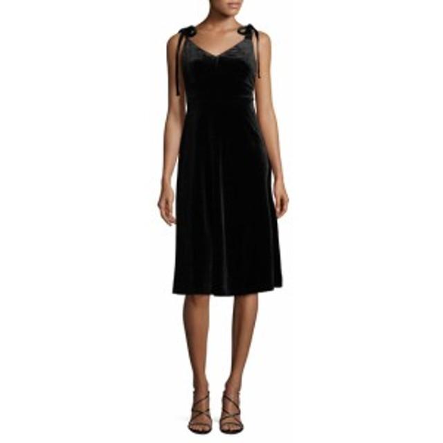 アリソンコレクション レディース ワンピース Velvet Slip Dress