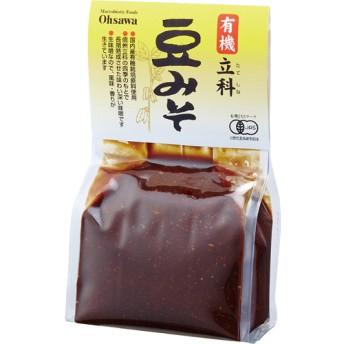 オーサワ 有機立科豆みそ 袋 (300g)