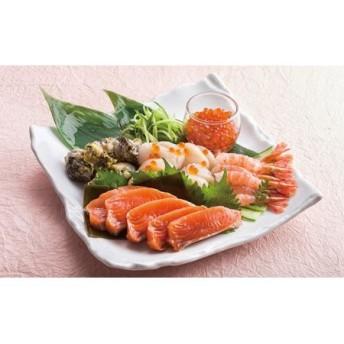 北海道産5種のお刺身セット