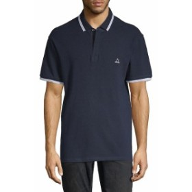 イレブンパリ Men Clothing Alois Contrast-Trimmed Cotton Polo