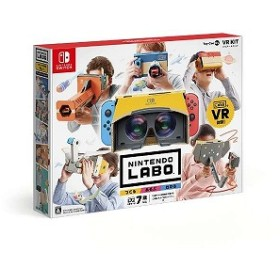 任天堂 Nintendo SWITCHゲームソフト Nintendo Labo Toy-Con 04: VR Kit