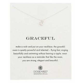 ドギャード レディースアクセサリ ネックレス ペンダント Graceful Swan Reminder Necklace
