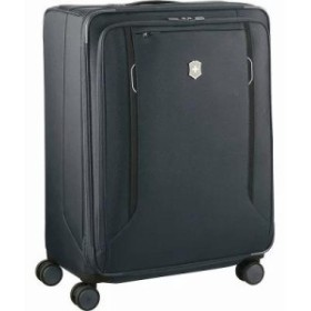 df704557e3 ビクトリノックス スーツケース・キャリーバッグ Werks Traveler 6.0 Large Softside Checked Spinner  Luggage Gr