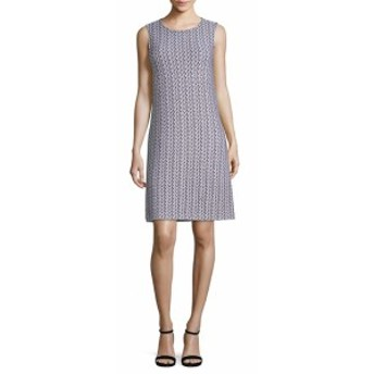 セント ジョン レディース ワンピース Textured Wool Dress