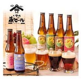 いわて蔵ビール カラフルセット 330ml×6本組 岩手県 世嬉の一酒造[日本ロイヤルガストロ倶楽部]