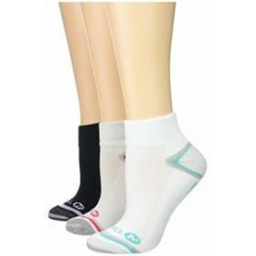 メレル レディース 靴下 Hiker Quarter 3-Pack Socks