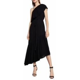 BCBG マックスアズリア レディース ワンピース Conrad Asymmetrical Dress
